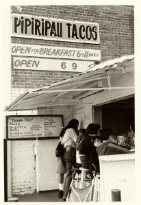 Pipiripau Tacos, Burbank