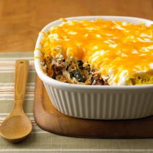 eightlayer casserole